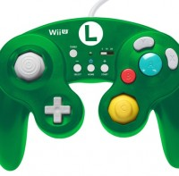 GameCube controler-Luigi