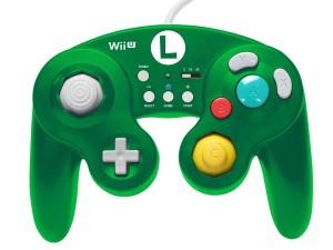 GameCube controler-Luigi