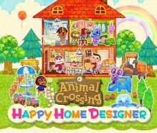 SZCZĘŚLIWE DNI NA NINTENDO 3DS Z GRĄ  ANIMAL CROSSING: HAPPY HOME DESIGNER