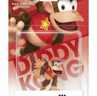 Amiibo Smash Diddy Kong 141898118981