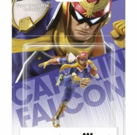 Amiibo Smash Captain Falcon 181898518985