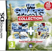NDS The Smurfs 1+2 Compilation1928519285