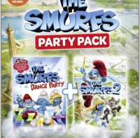 Wii The Smurfs 1+2 Compilation1929219292