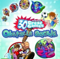 WIIU Family Party: 30 Great Games Obstacle Arcade 2030120301