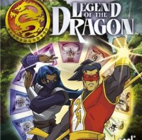 WII Legend of the Dragon                          2036220362