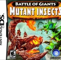 NDS Battle of Giants: Mutant Insects              2062920629
