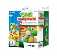 WiiU Yoshi´s Woolly World +Amiibo Yarn Yoshi Green2192621926