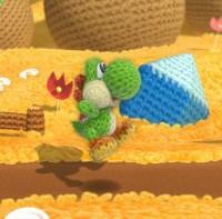 WiiU Yoshi´s Woolly World +Amiibo Yarn Yoshi Green2192721927
