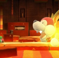 WiiU Yoshi´s Woolly World +Amiibo Yarn Yoshi Green2192821928