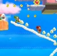 WiiU Yoshi´s Woolly World +Amiibo Yarn Yoshi Green2192921929