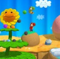 WiiU Yoshi´s Woolly World +Amiibo Yarn Yoshi Green2193021930