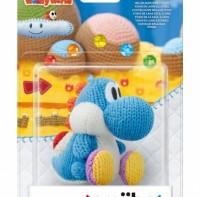 Amiibo Yarn Yoshi L-Blue2202222022