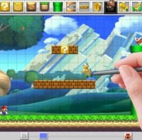 WiiU Super Mario Maker + Artbook2311123111