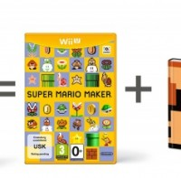 WiiU Super Mario Maker + Artbook2358623586