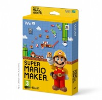 WiiU Super Mario Maker + Artbook2359123591