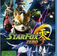 WiiU Star Fox Zero First Print Edition2727527275