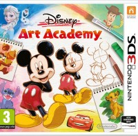 3DS Disney Art Academy2828128281