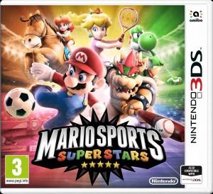 RYWALIZUJ Z INNYMI W MARIO SPORTS SUPERSTARS NA NINTENDO 3DS – JUŻ 10 MARCA