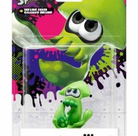 WiiU Splatoon + amiibo Splatoon Squid3110031100
