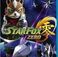 WiiU Star Fox Zero + Star Fox Guard + Fox 63110831108