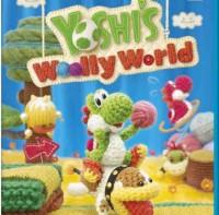 WiiU Yoshi's Woolly World + Yarn Yoshi L-Blue3115631156