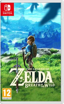 SWITCH The Legend of Zelda: Breath of the Wild3154531545