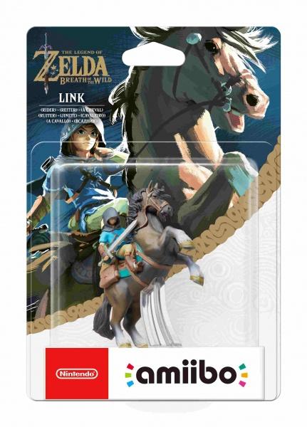 amiibo Zelda - Link Rider3155531555