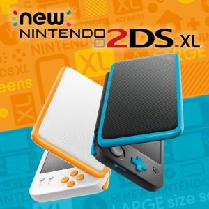 28 lipca Nintendo wyda nową konsolę New Nintendo 2DS XL