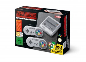 NINTENDO ZAPOWIADA NINTENDO CLASSIC MINI – SUPER NINTENDO ENTERTAINMENT SYSTEM