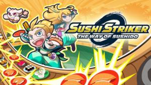 CZAS PRZYWRÓCIĆ ŚWIATU MOC SUSHI W SUSHI STRIKER: THE WAY OF SUSHIDO