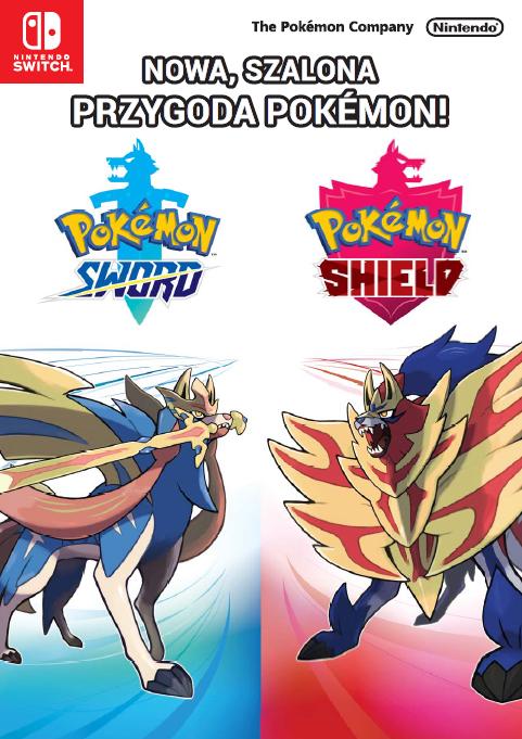 Pokémon Sword & Pokémon Shield