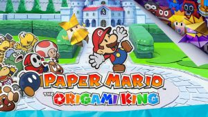 PAPER MARIO: THE ORIGAMI KING POJAWI SIĘ NA NINTENDO SWITCH 17 LIPCA