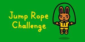 Skacz razem z Jump Rope Challange